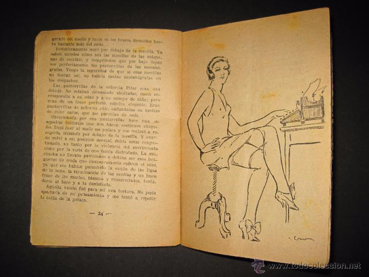 Libros antiguos: LA NOVELA PICARESCA - GANGAS DEL BANQUERO - NUM 172 - ILUSTRACIONES EROS - Foto 3 - 48921623