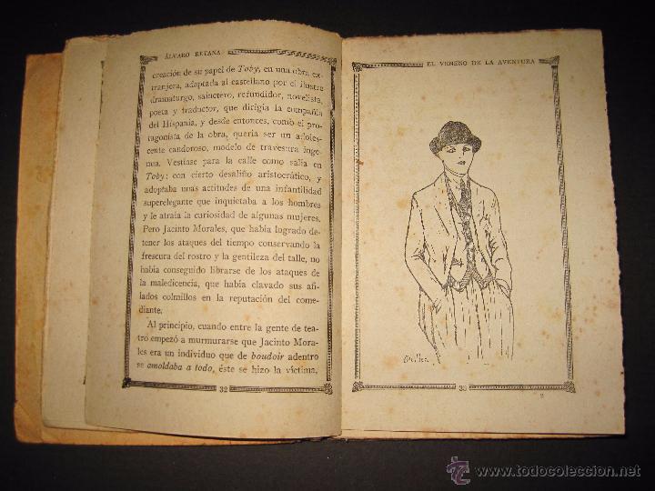 Libros antiguos: NOVELA EROTICA - LA NOVELA DE NOCHE - EL VENENO DE LA AVENTURA - Nº4 - Foto 3 - 49418546