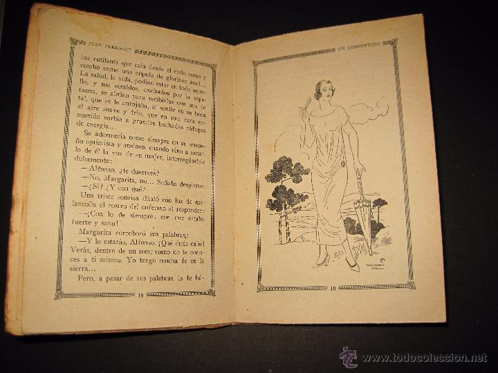 Libros antiguos: NOVELA EROTICA - LA NOVELA DE NOCHE - UN CONSENTIDO - Nº13 - VER FOTOS - Foto 3 - 49418612