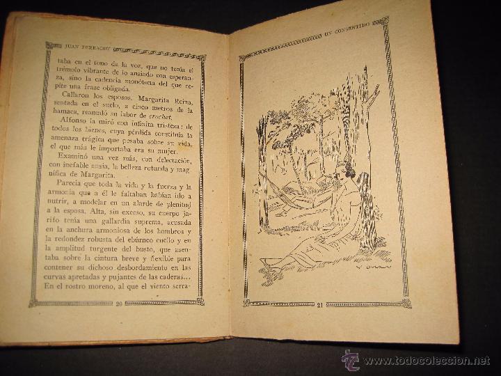 Libros antiguos: NOVELA EROTICA - LA NOVELA DE NOCHE - UN CONSENTIDO - Nº13 - VER FOTOS - Foto 4 - 49418612