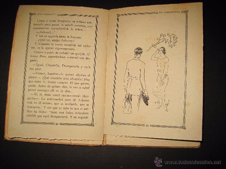 Libros antiguos: NOVELA EROTICA - LA NOVELA DE NOCHE - UN CONSENTIDO - Nº13 - VER FOTOS - Foto 5 - 49418612