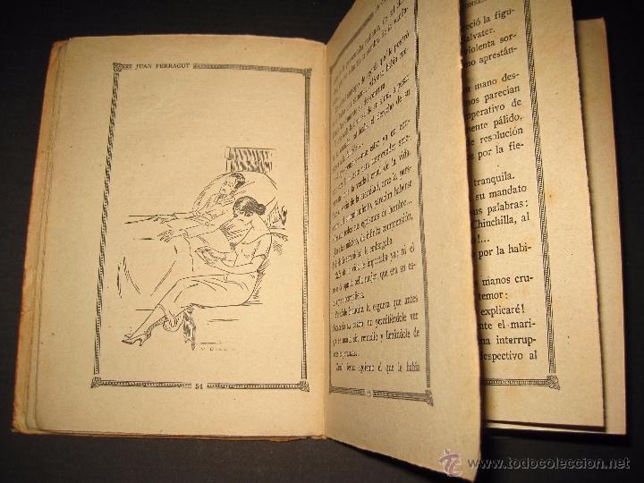 Libros antiguos: NOVELA EROTICA - LA NOVELA DE NOCHE - UN CONSENTIDO - Nº13 - VER FOTOS - Foto 6 - 49418612