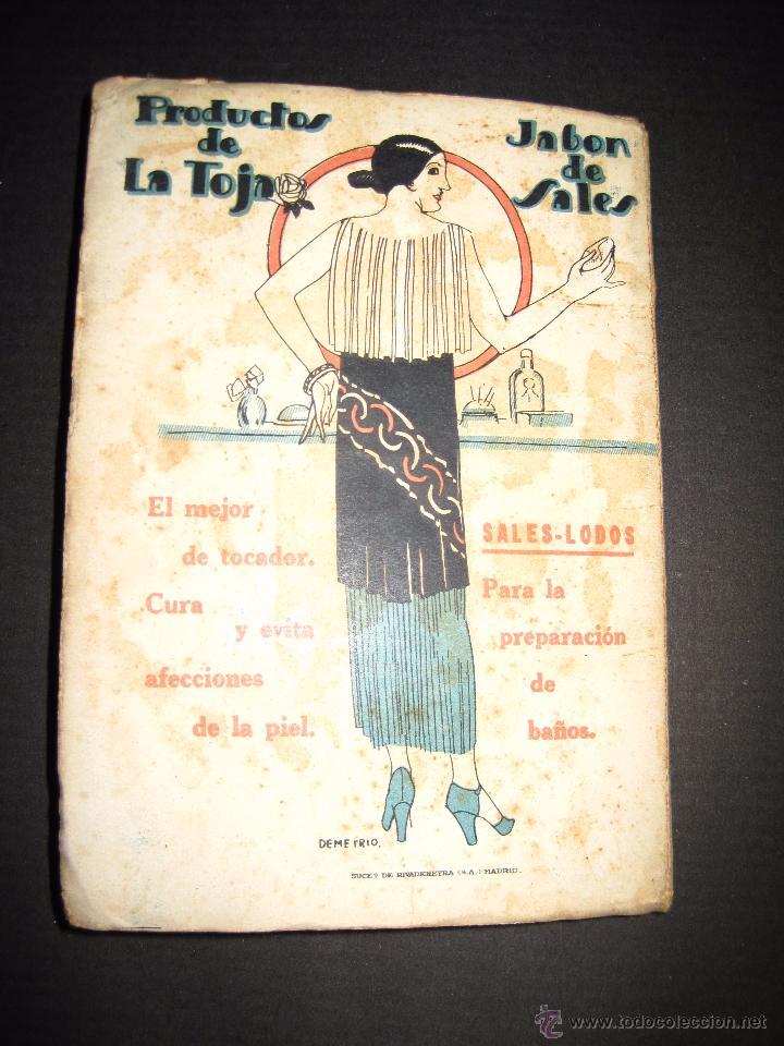Libros antiguos: NOVELA EROTICA - LA NOVELA DE NOCHE - UN CONSENTIDO - Nº13 - VER FOTOS - Foto 7 - 49418612