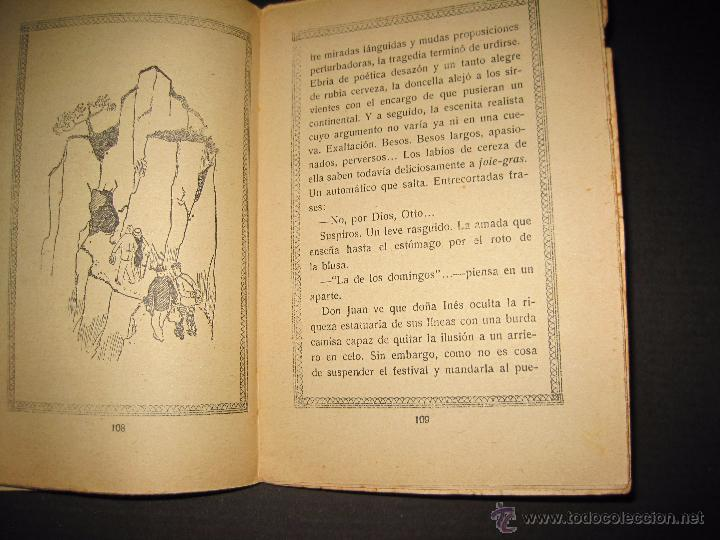 Libros antiguos: NOVELA EROTICA - LA NOVELA DE NOCHE - CAMINO RECTO - Nº54 - VER FOTOS - Foto 6 - 49418640