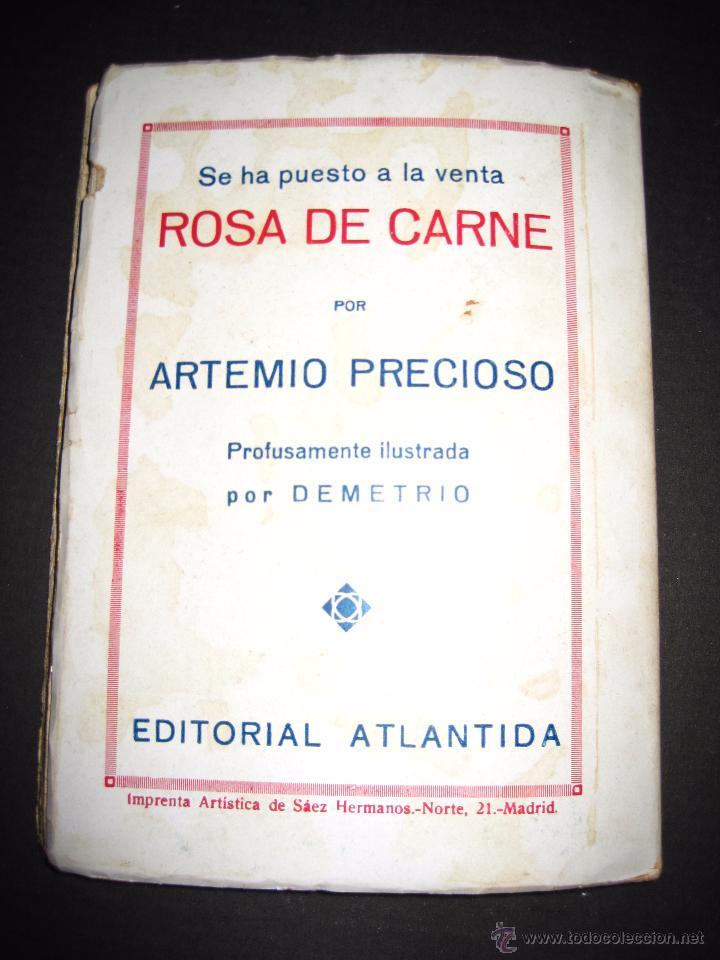 Libros antiguos: NOVELA EROTICA - LA NOVELA DE NOCHE - CAMINO RECTO - Nº54 - VER FOTOS - Foto 7 - 49418640