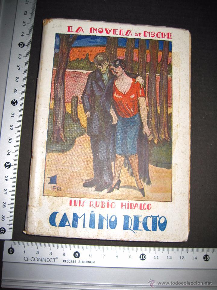 Libros antiguos: NOVELA EROTICA - LA NOVELA DE NOCHE - CAMINO RECTO - Nº54 - VER FOTOS - Foto 8 - 49418640