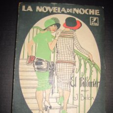 Libros antiguos: NOVELA EROTICA - LA NOVELA DE NOCHE - EL PALOMAR - Nº 5 - VER FOTOS. Lote 49418894
