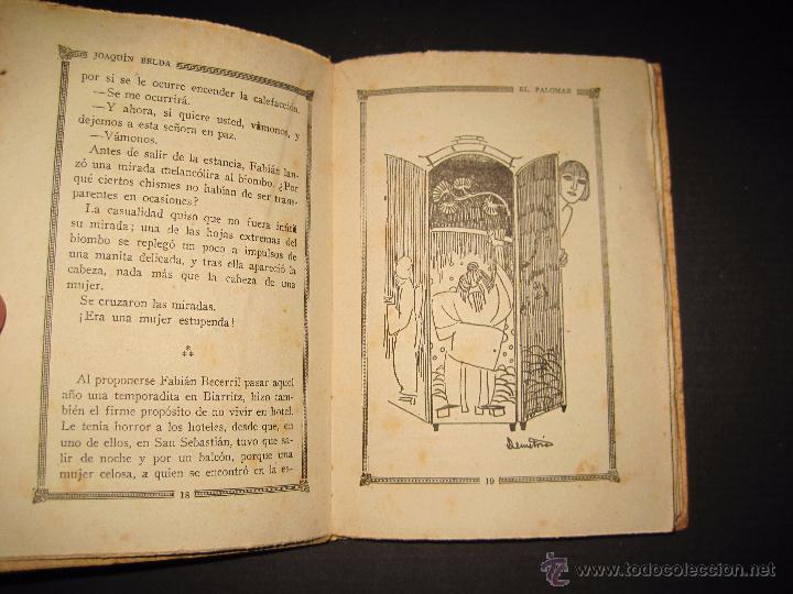 Libros antiguos: NOVELA EROTICA - LA NOVELA DE NOCHE - EL PALOMAR - Nº 5 - VER FOTOS - Foto 3 - 49418894