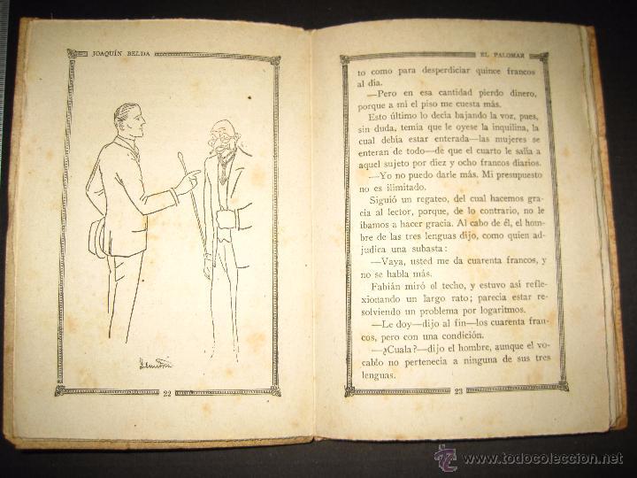 Libros antiguos: NOVELA EROTICA - LA NOVELA DE NOCHE - EL PALOMAR - Nº 5 - VER FOTOS - Foto 4 - 49418894