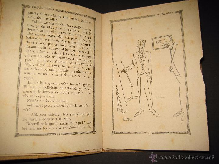 Libros antiguos: NOVELA EROTICA - LA NOVELA DE NOCHE - EL PALOMAR - Nº 5 - VER FOTOS - Foto 5 - 49418894
