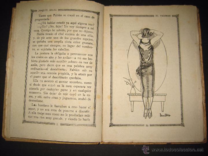 Libros antiguos: NOVELA EROTICA - LA NOVELA DE NOCHE - EL PALOMAR - Nº 5 - VER FOTOS - Foto 6 - 49418894