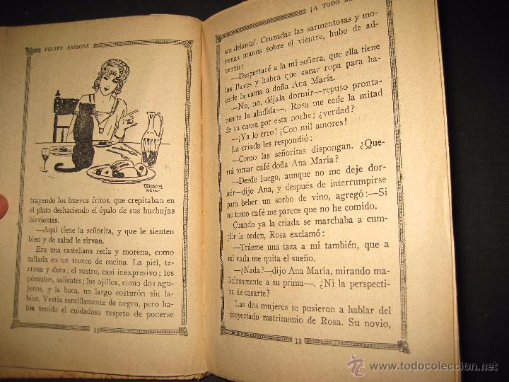 Libros antiguos: NOVELA EROTICA - LA NOVELA DE NOCHE - A TODO AMOR - Nº 10 - VER FOTOS - Foto 4 - 49418911
