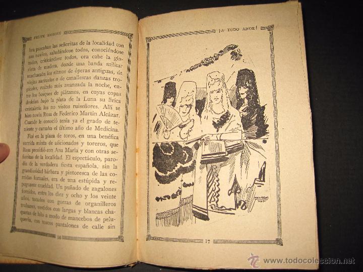 Libros antiguos: NOVELA EROTICA - LA NOVELA DE NOCHE - A TODO AMOR - Nº 10 - VER FOTOS - Foto 5 - 49418911