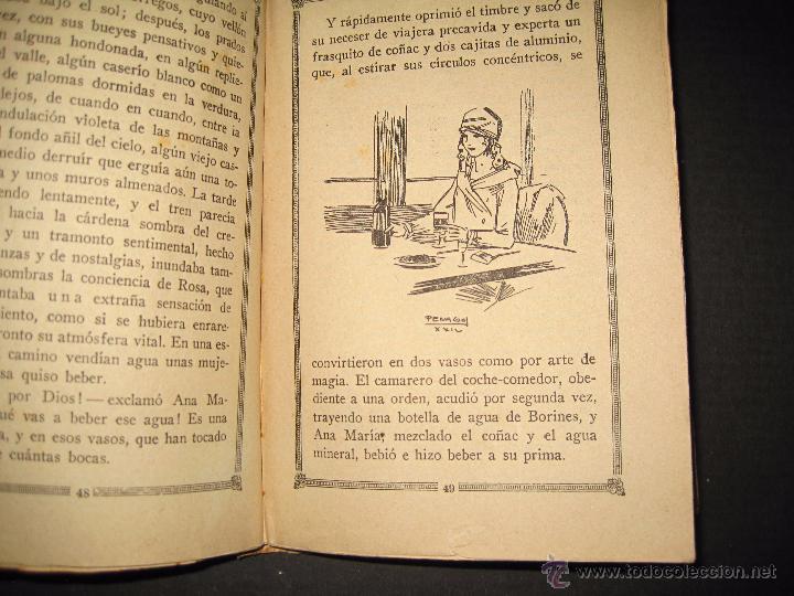 Libros antiguos: NOVELA EROTICA - LA NOVELA DE NOCHE - A TODO AMOR - Nº 10 - VER FOTOS - Foto 6 - 49418911