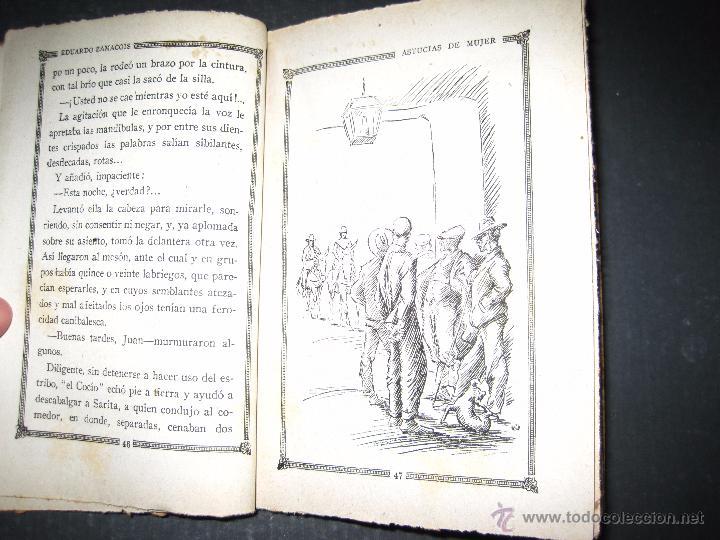 Libros antiguos: NOVELA EROTICA - LA NOVELA DE NOCHE - ASTUCIAS DE MUJER - Nº 7 - VER FOTOS - Foto 5 - 49418945