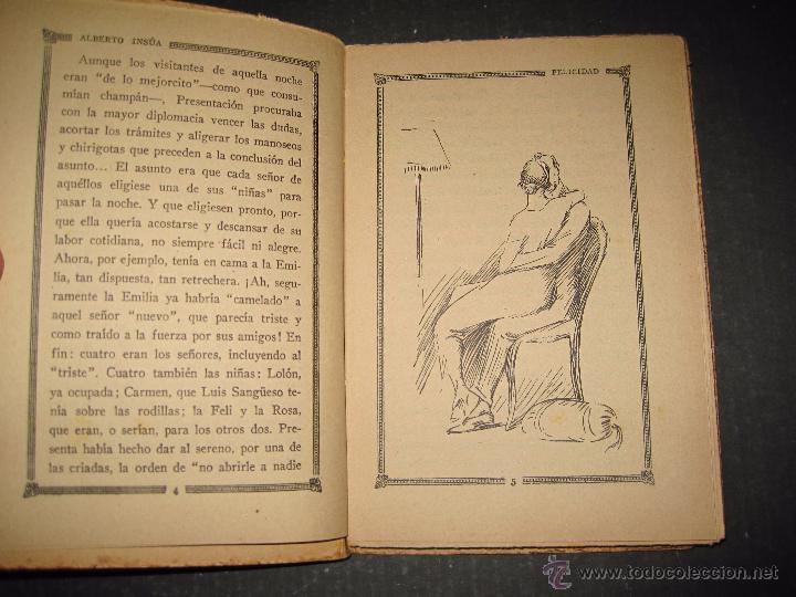 Libros antiguos: NOVELA EROTICA - LA NOVELA DE NOCHE - FELICIDAD - Nº 12 - VER FOTOS - Foto 3 - 49418957
