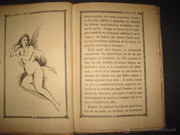 Libros antiguos: NOVELA EROTICA - LA NOVELA DE NOCHE - FELICIDAD - Nº 12 - VER FOTOS - Foto 4 - 49418957