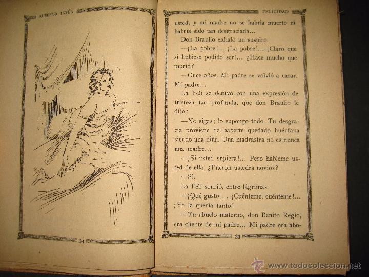 Libros antiguos: NOVELA EROTICA - LA NOVELA DE NOCHE - FELICIDAD - Nº 12 - VER FOTOS - Foto 5 - 49418957