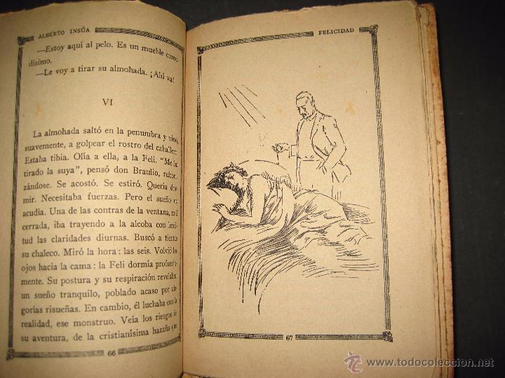 Libros antiguos: NOVELA EROTICA - LA NOVELA DE NOCHE - FELICIDAD - Nº 12 - VER FOTOS - Foto 6 - 49418957