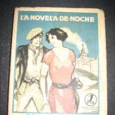 Libros antiguos: NOVELA EROTICA - LA NOVELA DE NOCHE - MIGUELILLO EL DE LA CAVA - Nº 11 - VER FOTOS. Lote 49418979