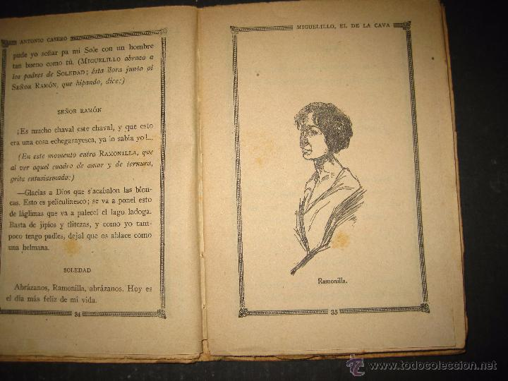 Libros antiguos: NOVELA EROTICA - LA NOVELA DE NOCHE - MIGUELILLO EL DE LA CAVA - Nº 11 - VER FOTOS - Foto 5 - 49418979