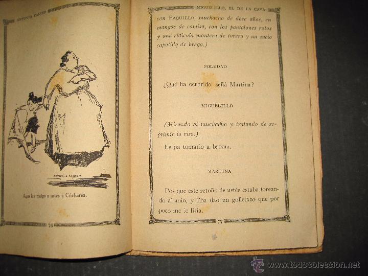 Libros antiguos: NOVELA EROTICA - LA NOVELA DE NOCHE - MIGUELILLO EL DE LA CAVA - Nº 11 - VER FOTOS - Foto 6 - 49418979