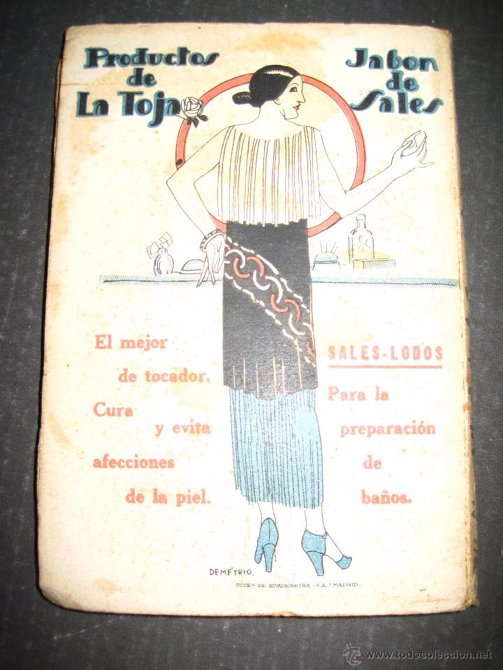 Libros antiguos: NOVELA EROTICA - LA NOVELA DE NOCHE - MIGUELILLO EL DE LA CAVA - Nº 11 - VER FOTOS - Foto 7 - 49418979