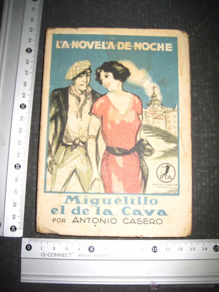 Libros antiguos: NOVELA EROTICA - LA NOVELA DE NOCHE - MIGUELILLO EL DE LA CAVA - Nº 11 - VER FOTOS - Foto 8 - 49418979