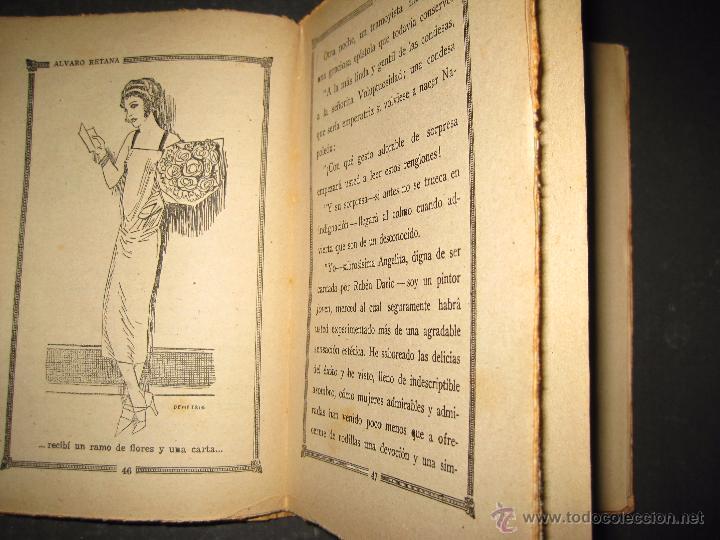Libros antiguos: NOVELA EROTICA - LA NOVELA DE NOCHE - EL DIABLO CON FALDAS - Nº 14 - VER FOTOS - Foto 6 - 49418995