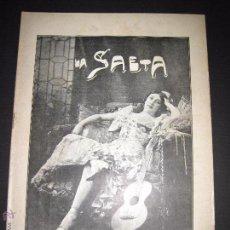 Livres anciens: LA SAETA - 12 DE OCTUBRE 1899 - Nº 464. Lote 49943858
