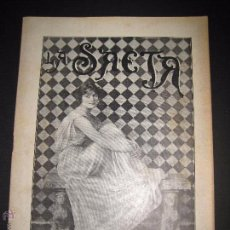 Libros antiguos: LA SAETA - 26 DE OCTUBRE 1899 - Nº 466. Lote 49944139