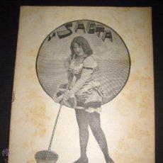Libros antiguos: LA SAETA - 1 DE DICIEMBRE 1898 - Nº 419. Lote 49944156