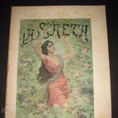 Libros antiguos: LA SAETA - 27 DE SEPTIEMBRE 1900 - Nº 514. Lote 49944235
