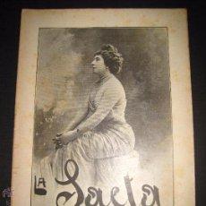 Libros antiguos: LA SAETA - 18 DE ENERO 1900 - Nº 478. Lote 49944317