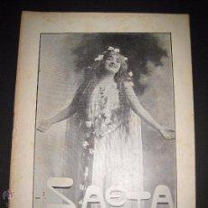 Libros antiguos: LA SAETA - 22 DE FEBRERO 1900 - Nº 483. Lote 49944345