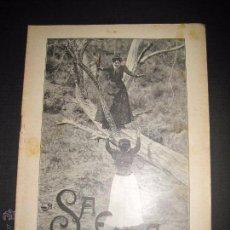 Libros antiguos: LA SAETA - 1 DE MARZO 1900 - Nº 484. Lote 49944378