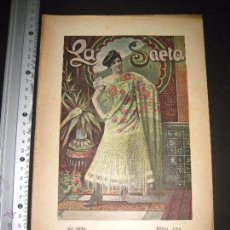Libros antiguos: LA SAETA - 29 DE NOVIEMBRE 1900 - Nº 523. Lote 49944498