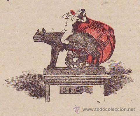 Libros antiguos: CHAMPSAUR, FELICIEN: L'ORGIE LATINE. Illustrations par Auguste Leroux. - Foto 3 - 50374750