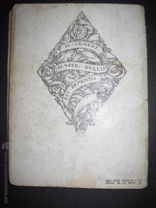 Libros antiguos: LA NOVELA EXQUISITA - LOS SACRIFICIOS DE UNA ARTISTA - NUMERO 74 - ILUSTRACIONES DE ZALA - Foto 10 - 50637494