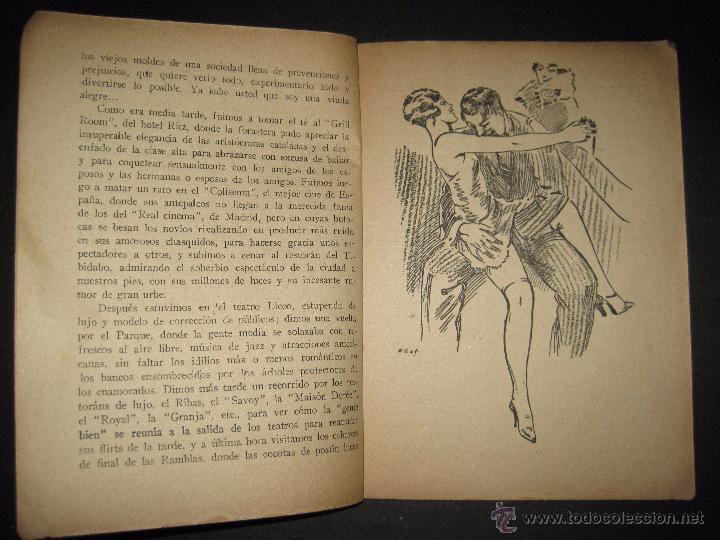 Libros antiguos: LA NOVELA EXQUISITA - EL PODER DEL EJEMPLO - NUMERO 82 - ILUSTRACIONES DE EROS - Foto 4 - 50637632