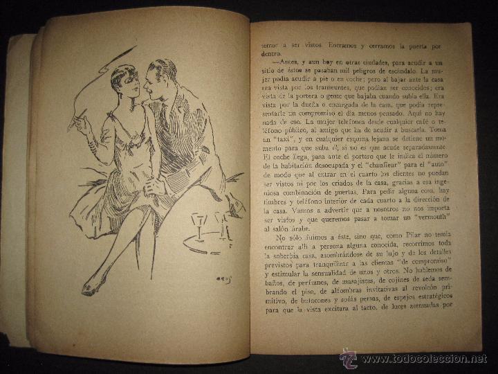 Libros antiguos: LA NOVELA EXQUISITA - EL PODER DEL EJEMPLO - NUMERO 82 - ILUSTRACIONES DE EROS - Foto 5 - 50637632