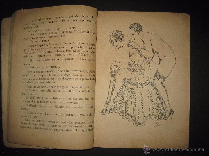 Libros antiguos: LA NOVELA EXQUISITA - LAS HISTERICAS - NUMERO 77 - ILUSTRACIONES DE PAN - Foto 3 - 50637663