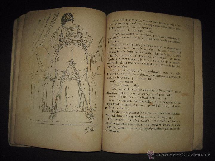 Libros antiguos: LA NOVELA EXQUISITA - LAS HISTERICAS - NUMERO 77 - ILUSTRACIONES DE PAN - Foto 6 - 50637663