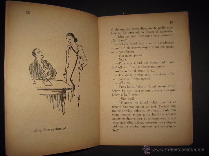 Libros antiguos: LA NOVELA PARA TODOS - UNA MUJER EXTRAÑA - NUMERO 6- ILUSTRACIONES DE FARRELL - Foto 3 - 50638177