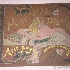 Libros antiguos: PORTFOLIO DEL DESNUDO. . Lote 52534763