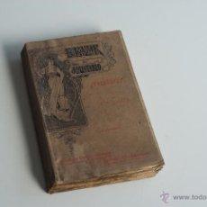 Libros antiguos: EL BAZAR DEL ADULTERIO ¿PECADORAS? - J.F. LUJAN 1902. Lote 52632882