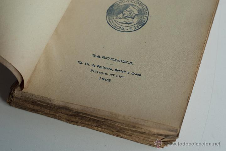 Libros antiguos: El bazar del adulterio ¿Pecadoras? - J.F. Lujan 1902 - Foto 3 - 52632882