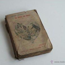 Libros antiguos: LA BIBLIA DEL AMOR. AVENTURAS GALANTES - J. CASANOVA 1901. Lote 52654176