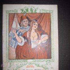 Libros antiguos: EL CUENTO CLASICO -NUM 16- LO QUE GUSTA A LAS SEÑORAS - CON ILUSTRACIONES -VER FOTOS ADICIONALES. Lote 52939857
