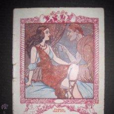 Libros antiguos: EL CUENTO CLASICO - DESAFIO AMOROSO - CON ILUSTRACIONES -VER FOTOS ADICIONALES. Lote 52982864